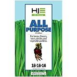 Howard Johnson All Purpose Fertilizer 16-16-16, 20lb