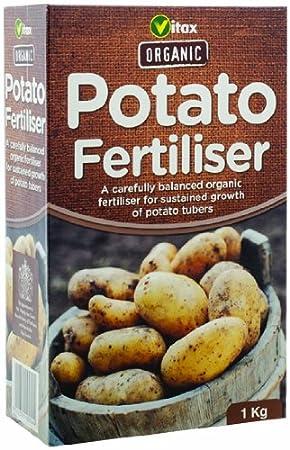 Vitax 1kg Organic Potato Fertiliser