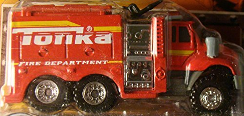 Tonka Metal Diecast Bodies First Responders TOUGH CAB FIRE PUMPER - Fire Truck Body