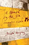 A Month by the Sea: Encounters in Gaza by Dervla Murphy front cover