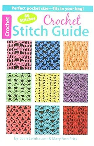 LEISURE ARTS LA-75436 Crochet Stitch - Stitch Pic