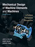 Mechanical Design of Machine Elements and Machines, 2e