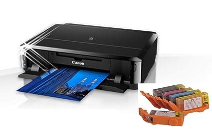 Impresora de alimentos con cartuchos de tinta comestible y ...