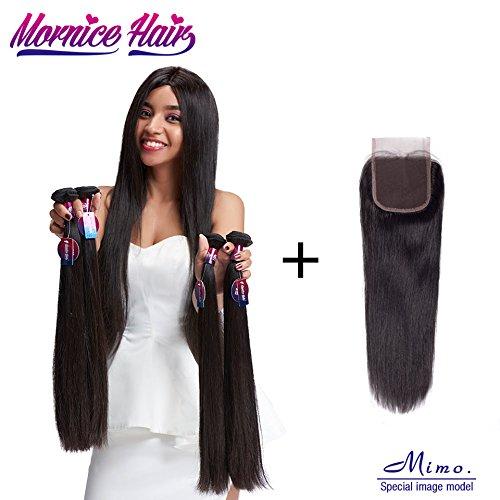 Brazilian Straight Hair Bundles Mornice