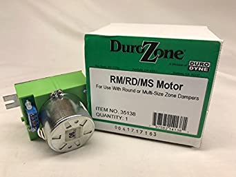 Durozone rm rd ms replacement damper motor 35138 amazon for Durozone damper motor replacement