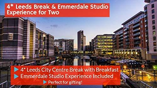 Emmerdale Experience Omghotels amp; For 4 Studio Leeds Two nbsp; Break X0qfgrXw