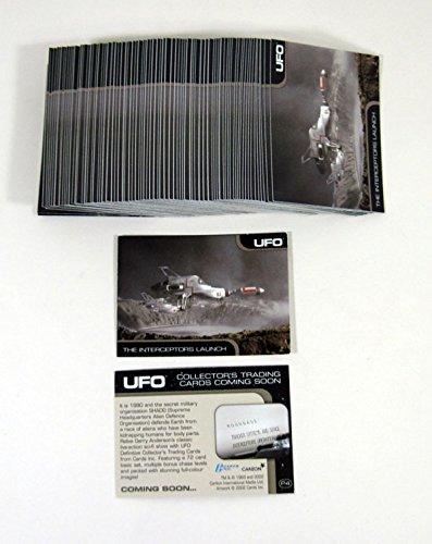 Lot of (100) 2004 Cards Inc UFO Promo Card (P4) The for sale  Delivered anywhere in USA