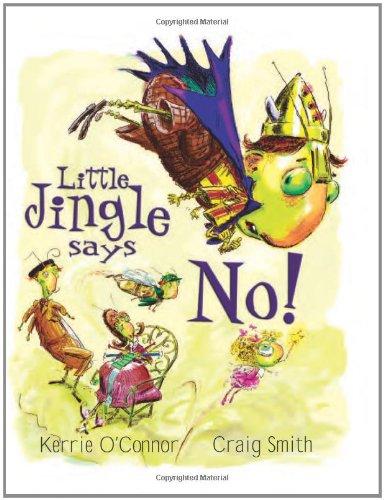 Little Jingle Says No!