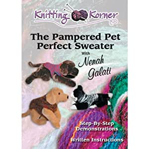 Pampered Pet Perfect Sweater DVD-