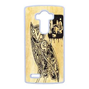 LG G4 Phone Case White Drake Ovo Owl WQ5RT7501558
