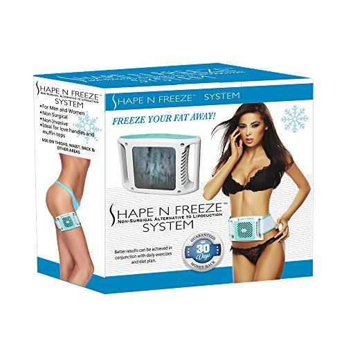 Amazoncom Oracorp Shape And Freeze The Original Body Toning And