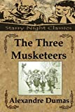 The Three Musketeers, Alexandre Dumas, 1482612208