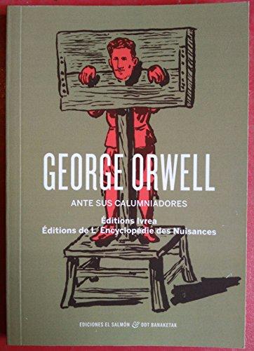 El Tópic de George Orwell - Página 4 51NfpdjxCKL