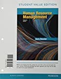 img - for Human Resource Management, Student Value Edition (15th Edition) book / textbook / text book