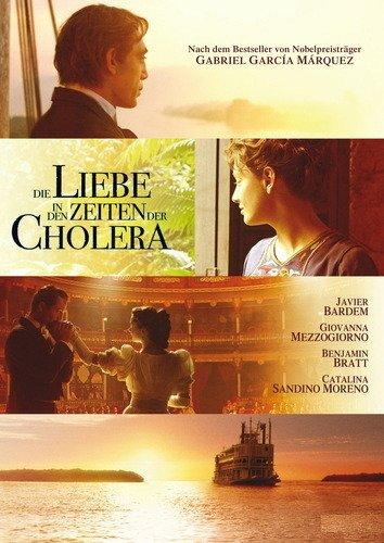 Die Liebe in den Zeiten der Cholera Film