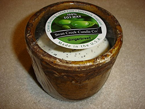 Swan Creek 9 Oz. 100% Soy Wax 45+ Hour Pottery Candle