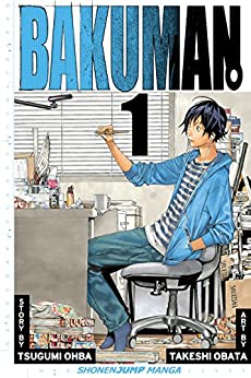 Bakuman。, Vol. 1: Dreams and Reality by [Ohba, Tsugumi]