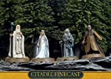 Games Workshop: The Hobbit The White Council Finecast