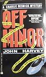 Off Minor, John Harvey, 0380720094