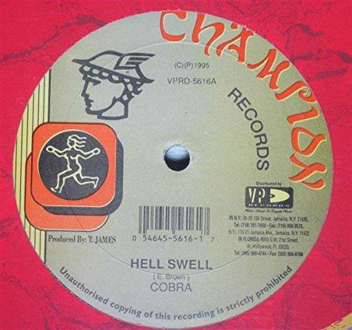 Nozzle Champion (Hell Swell / Criss Gun Nozzle)
