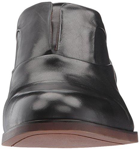 Leather Oxford Black Steve Scheme Steve Mens Madden Madden v0wqX