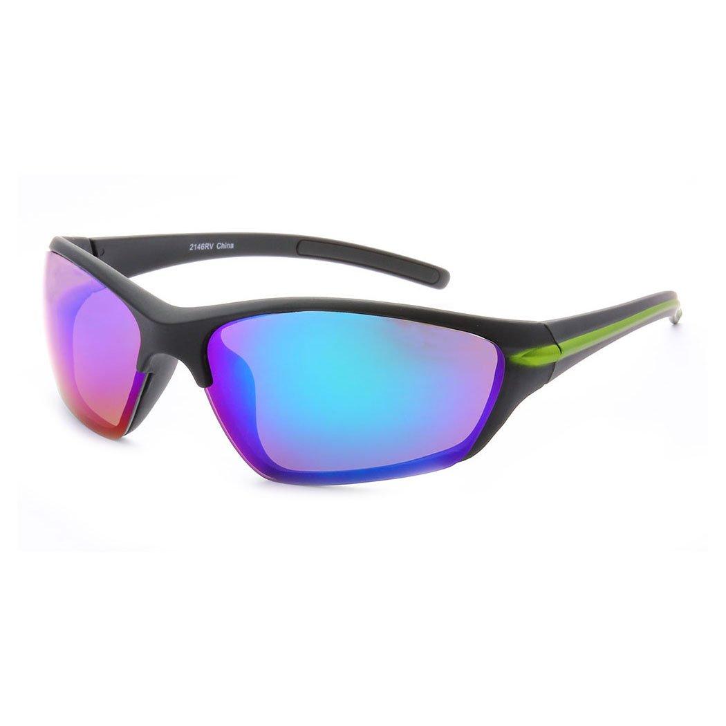 MLC Eyewear Full Framed Outdoors Sports Sunglasses UV400