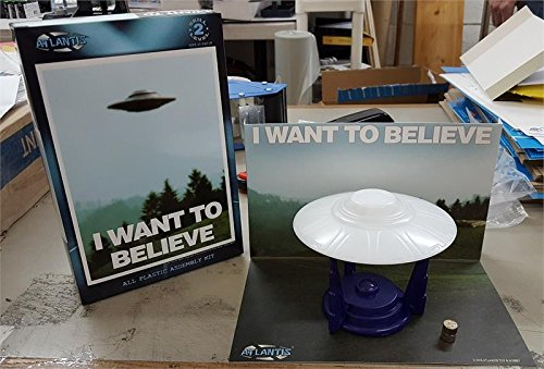 Review Atlantis UFO Flying Saucer