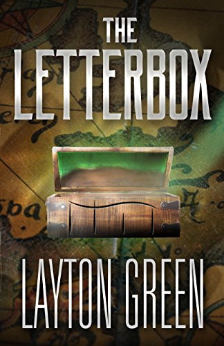 Have you entered today's brand new Kindle Fire Giveaway for February 18? Subscribe free for your chance to win!  And you can help keep the good times rolling by following today's giveaway sponsor, Layton Green, and checking out The Letterbox!