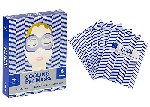 Venetian Masks Wholesale (Jean Pierre Cooling Refreshes Soothes Eye Masks 6 Treatments)