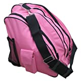 A&R Sports Deluxe Skate Bag, Hot Pink