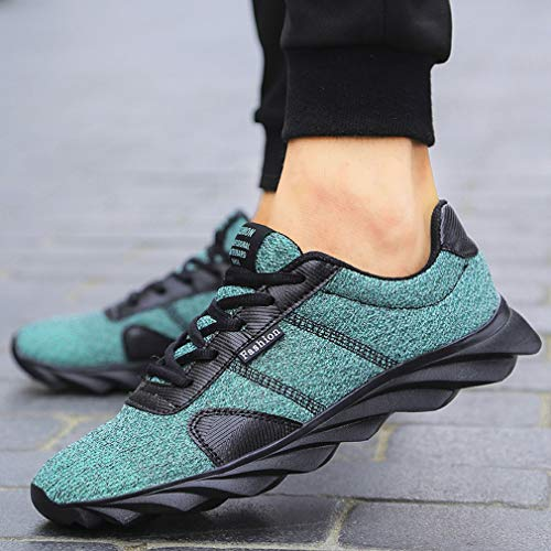 Homme Green Vert 39 EU pour Femaroly Chaussures Basses 1qWxw8ftXX