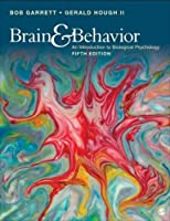 Brain & Behavior: An Introduction to Behavioral Neuroscience, 5th Edition Front Cover