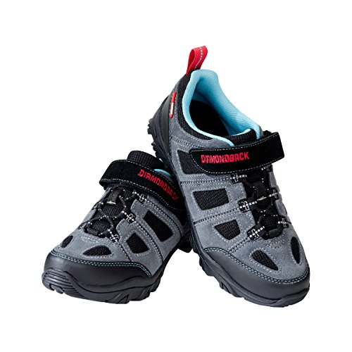 Diamondback Bicycles Women's Calico Mountainbike Shoe, Size 40 (Best Bicycle Touring Shoes)