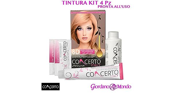 Kit Tinte para Cabello Pronto al uso con oxígeno 150 ml y ...