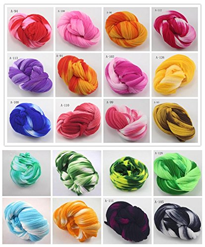 Colors Flower Stocking Accessory Handmade product image