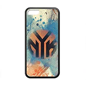 SVF new york knicks Hot sale Phone Case for iPhone 5c Black