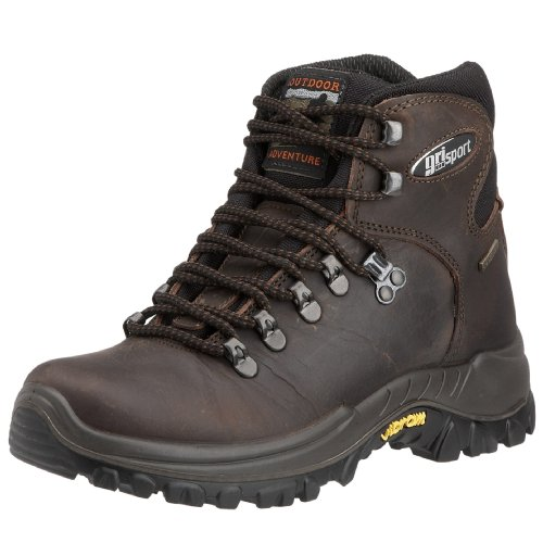 Grisport Everest Italian Hiking Boot, Waterproof and Breathable with Vibram Sole