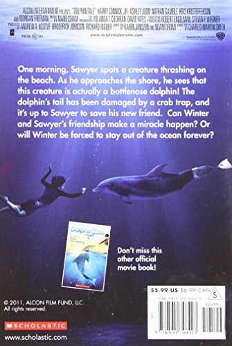 Dolphin Tale: The Junior Novel by Scholastic (Image #1)