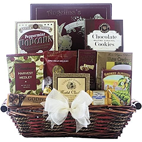 Great Arrivals Gourmet Gift Basket, Traditions - Harry London Truffles