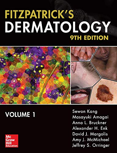Fitzpatrick's Dermatology, Ninth Edition, 2-Volume Set (Fitzpatricks Dermatology in General Medicine)