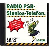 Radio PSR-Sinnlos-Telefon Best of Vol. 14 [Audio CD]