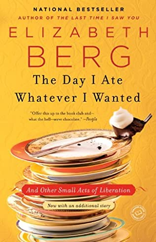 book cover of The Day I Ate Everything I Wanted