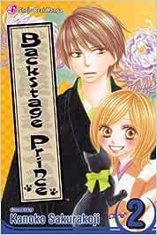 Download Backstage Prince Vol 1 By Kanoko Sakurakouji