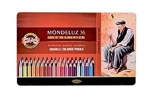 Koh-I-Noor 372536 - Lápices, 36 unidades