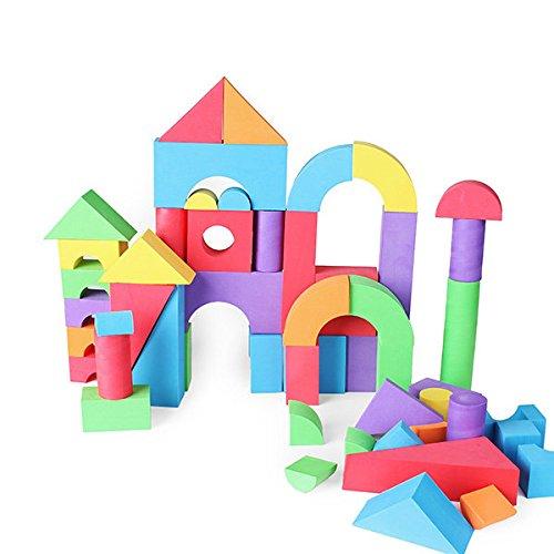 bazaar-60pcs-baby-kids-safe-soft-buliding-blocks-foam-classic-stacking-educational-toys
