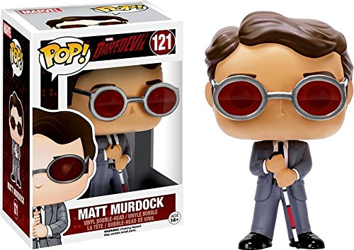 Action Figure Matt (Funko POP Marvel 3 3/4 Inch Daredevil TV-Matt Murdock Action Figure Dolls)