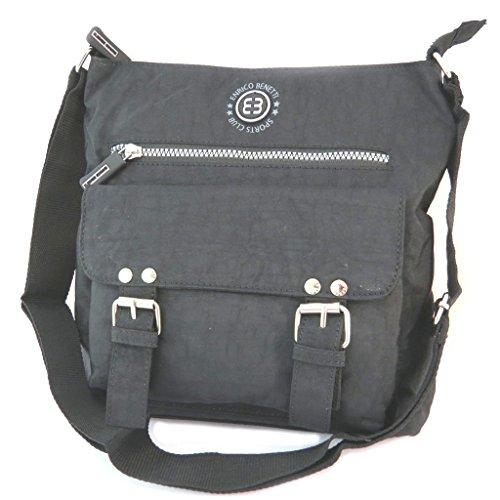 Shoulder bag  Enrico Benetti gray - 30x27.5x7 cm (11.81   ba66a9ab10e