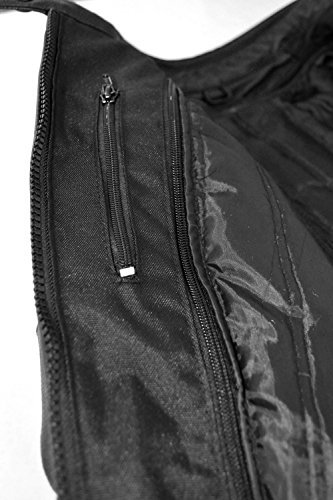 Clutch and Canyon Women's Leather Motorcycle Jacket (X-Small) by Clutch and Canyon (Image #4)