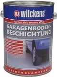 Wilckens 11672200080, Vernice per pavimento garage RAL 7032