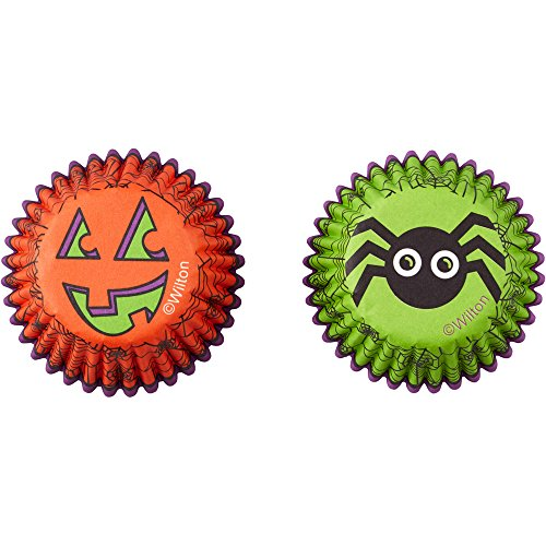 Wilton Spider Mini Cupcake Liners 100-Count